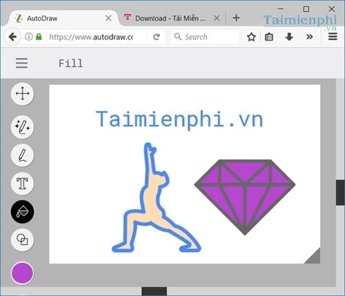Cách sử dụng AutoDraw, công cụ vẽ hình nhanh