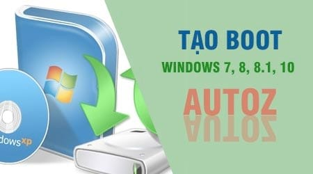 cach tao usb boot cai windows 10 8 1 8 7 bang autoz