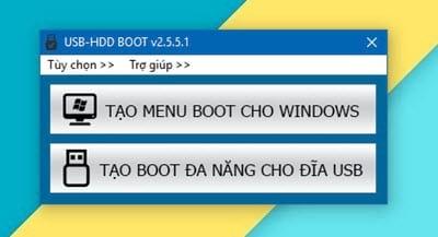 Cách tạo Windows PE, Win mini để sửa lỗi Windows 2