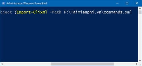 huong dan xem lich su bang cau lenh tren windows powershell 16