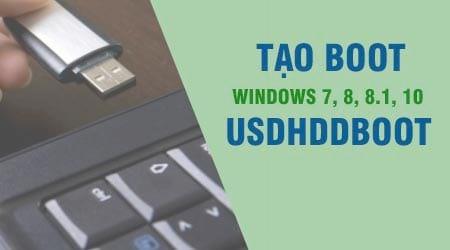 tao usb boot windows 10 8 1 8 7 bang usb hdd boot