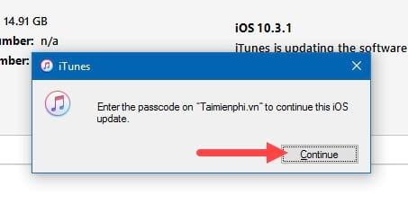Hạ cấp iOS 10 3 1 xuống 10 2 1 cho iPhone,iPad, downgrade iOS 10 3 1 x