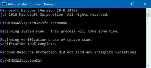 Cách sửa lỗi Class Not Registered trên Windows 10, không mở được file, ứng dụng 11
