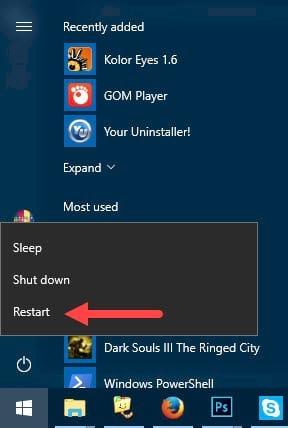 Cách sửa lỗi Class Not Registered trên Windows 10, không mở được file, ứng dụng 6
