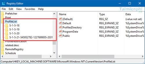Cách sửa lỗi 0x80070020 khi cập nhật phiên bản KB3081424 trên Windows 10 3