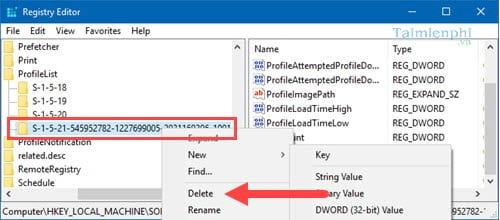 Cách sửa lỗi 0x80070020 khi cập nhật phiên bản KB3081424 trên Windows 10 4