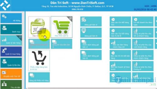 Top phần mềm quản lý bán hàng online tốt nhất