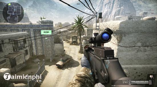 Top game bắn súng Offline online hay cho PC  4