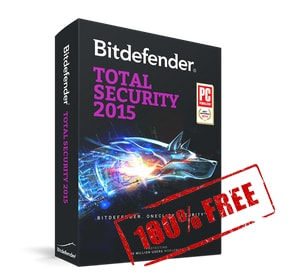 giveway bitdefender total security