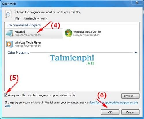 Lỗi Open With và cách khắc phục trên Windows 0
