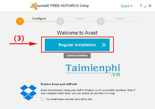 Install the license to avast free antivirus 2015