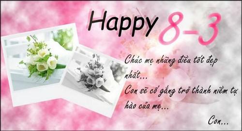 Thơ tặng mẹ ngày 8/3, những bài thơ 8 tháng 3 tặng mẹ hay, ý nghĩa nhất 4