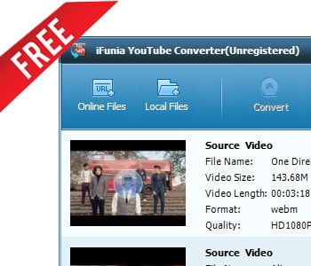 giveaway ifunia youtube converter