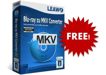 giveaway leawo blu ray to mkv converter