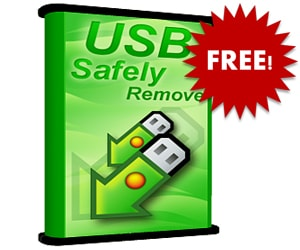 giveaway usb safely remove