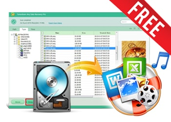 tenorshare giveaway any data recovery pro