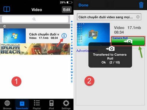 download video youtube tren iphone
