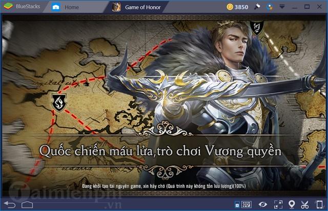 cach tai va choi game of honor tro choi vuong quyen tren may tinh
