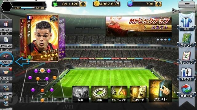 champion s manager game bong da hap dan sap duoc vng phat hanh tai viet nam
