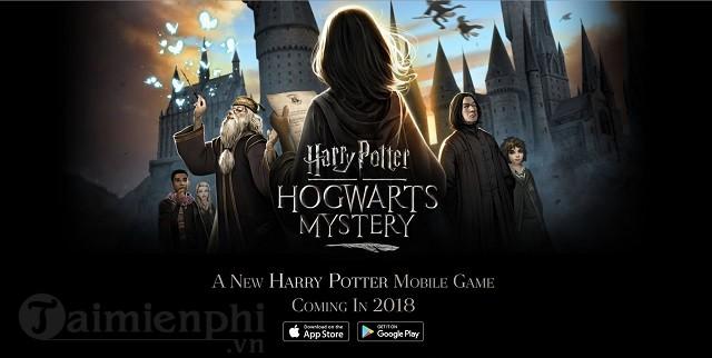 harry potter hogwarts mystery game cho phep nguoi choi tu thiet ke nhan vat harry potter theo cach cua minh