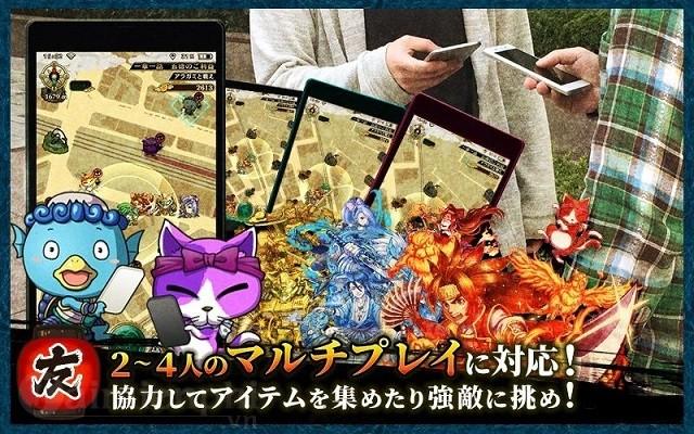 yaoyorozu quest game nhap vai dinh vi doi hinh doc dao ra mat nguoi choi ngay 19 1