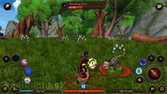 Villagers and Heroes - Game nhập vai phiêu lưu thế giới phương Tây lên kệ iOS ngày 26/01
