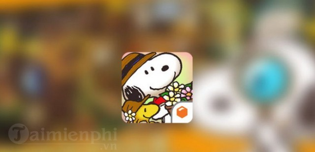 snoopy life game nhap vai vao chu cho spoopy sieu de thuong