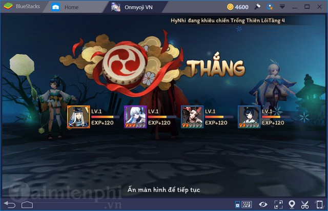 Code Âm Dương Sư Mobile 3