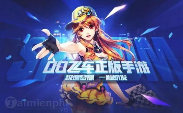 zing speed mobile game dua xe toc do hap dan tai trung quoc