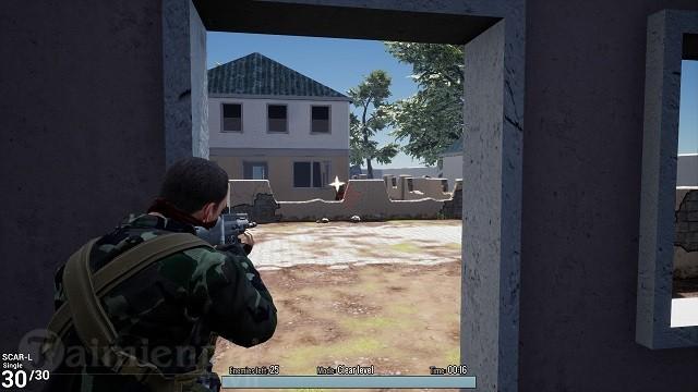 trò chơi du lịch battle royale trainer được thiết kế cho newbie pubg 3