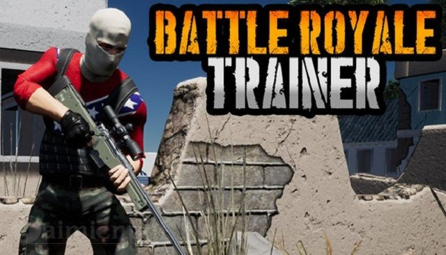 battle royale trainer tua game duoc thiet ke danh rieng cho newbie pubg
