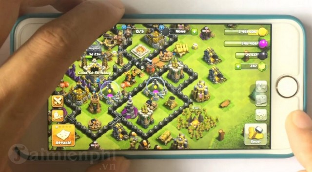 tong hop cac phan mem auto game cho iphone android