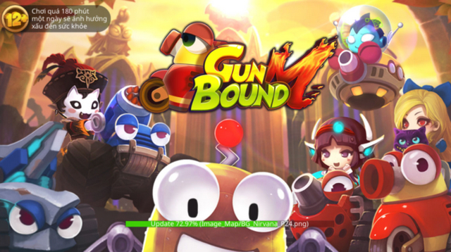 gunbound m game ban sung toa do hap dan ra mat game thu ngay 23 02