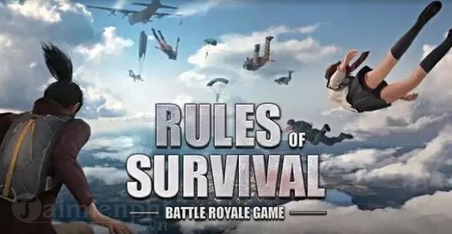 cau hinh choi rules of survival