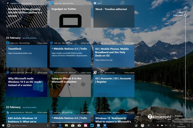 Windows 10 Spring Creators Update là gì? Có gì mới? Những điểm đáng chú ý 3