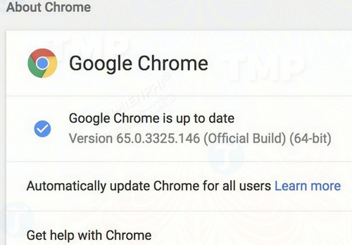 google phat hanh chrome 65 cho linux windows va mac bo sung 45 ban sua loi bao mat