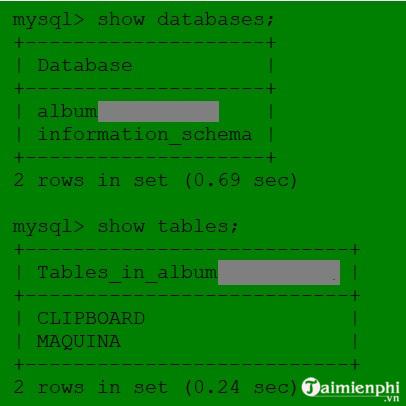 malware duoc luu tru tren google sites gui du lieu den may chu mysql 5