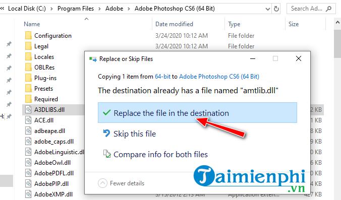 Hướng dẫn cài Photoshop CS6 trên máy tính