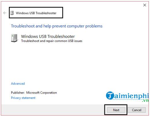 Cách sửa lỗi USB Device Not Recognized Code 43 trên máy tính 11