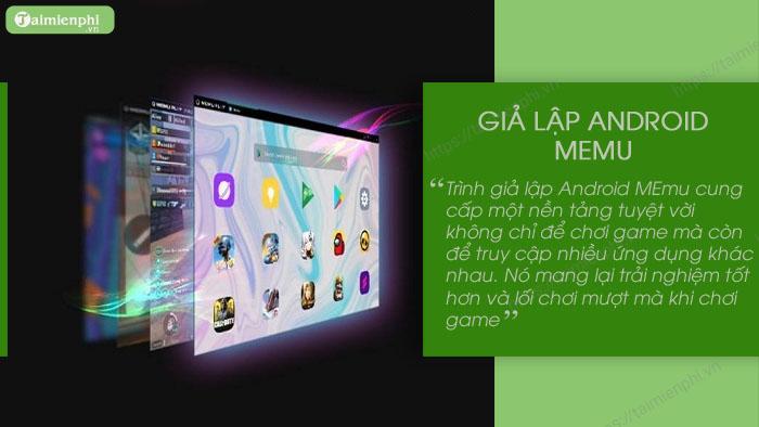 phan mem choi game android