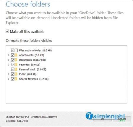 Cách sửa 10 lỗi đồng bộ dữ liệu OneDrive Sync thường gặp 6