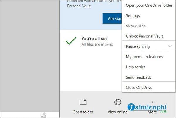 Cách sửa 10 lỗi đồng bộ dữ liệu OneDrive Sync thường gặp 7