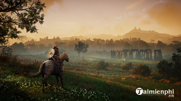 sự yên tâm trong Assassins Creed Valhalla