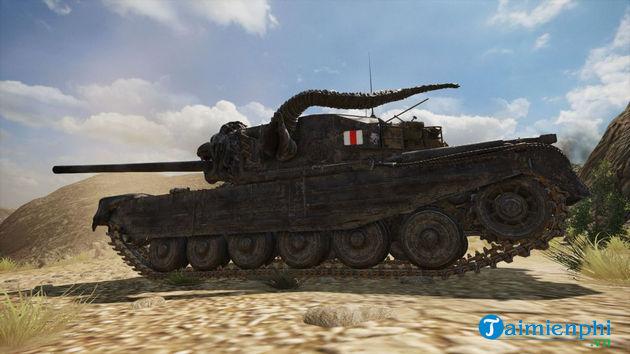 xe tang quai vat da quay tro lai the gioi world of tanks vao mua halloween nam nay