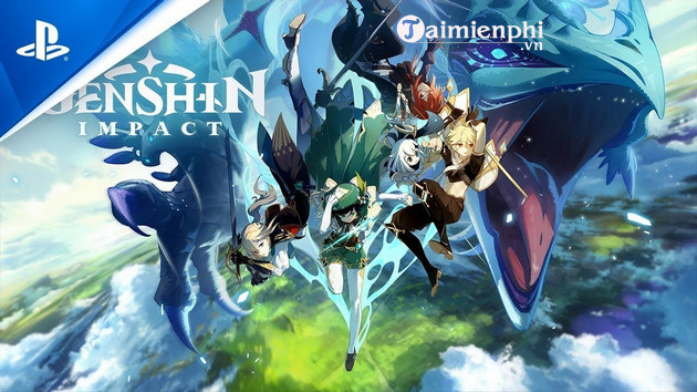 cach cap genshin impact on pc ps4 android and iphone 4