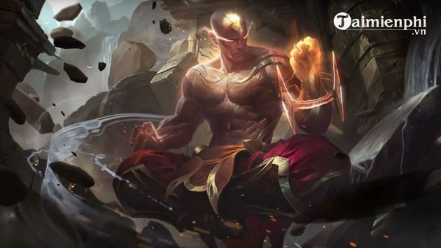 How do you go about it and do it for Lee Sin?