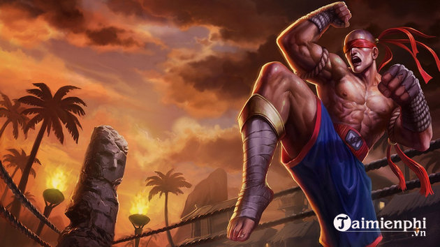 how to build a lee sin in the league of legends