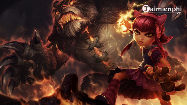 how to build tuong annie in toc chien alliance