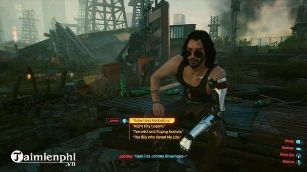 how to quit the game in cyberpunk 2077