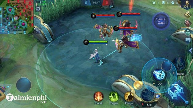 how to play dps role in mobile legends